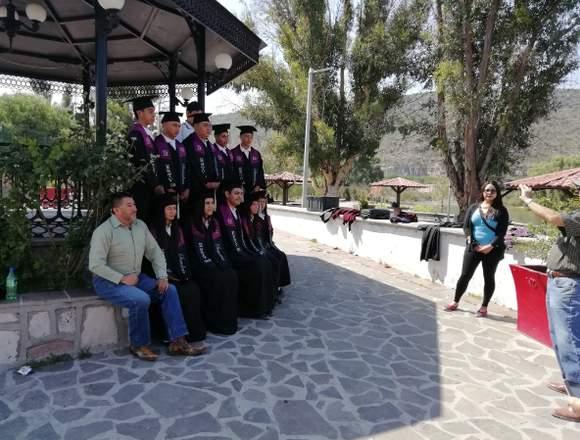 Renta de Togas en Durango