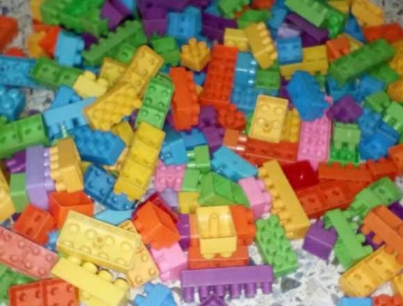 legos de 200 piezas en perfectas condiciones
