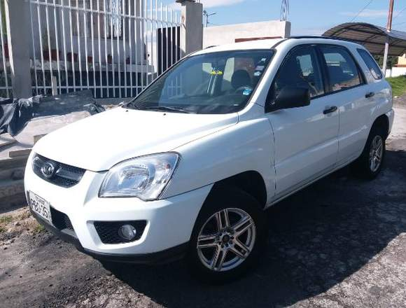 Sportage Active Blanco Impecable