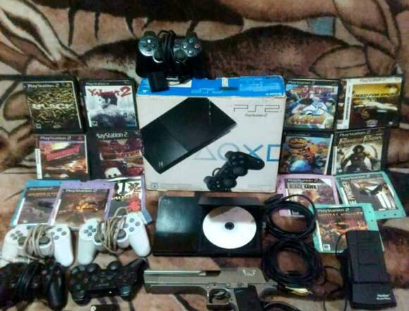 Playstation 2 (ps2) en perfecto estado