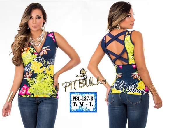 moda colombia,pantalones,blusas,fajas