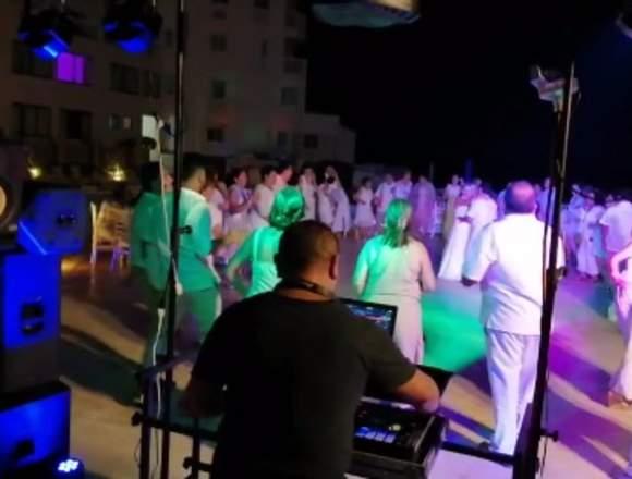 AUDIO ILUMINACION DJ CANCUN PDC TULUM COZUMEL ISLA