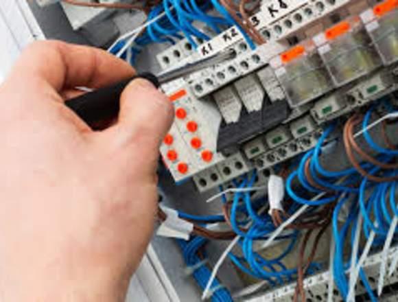 Electricista se ofrece