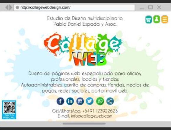 Tu página web online