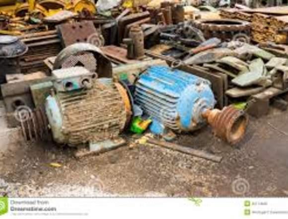 Compramos maquinaria industrial, pesada obsoleta