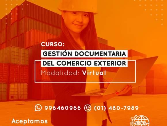 GESTIÓN DOCUMENTARÍA  DEL COMERCIO EXTERIOR