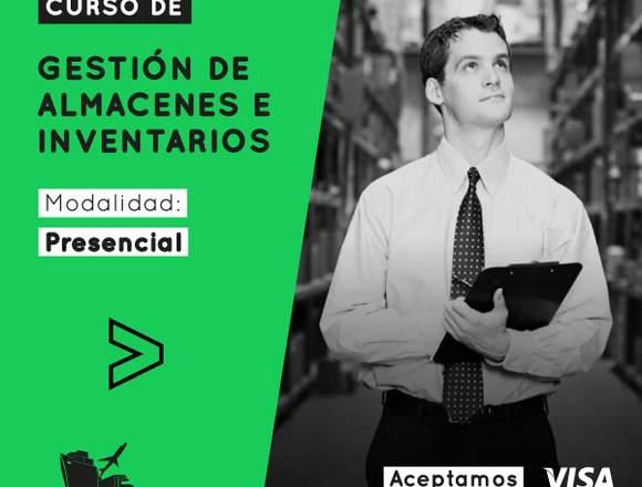 GESTION DE ALMACENES E INVENTARIO