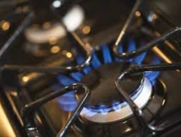 instalación  y venta de estufas a gas y electrica
