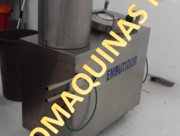 Embutidoras Hidraulicas Manuales Emulsificadores