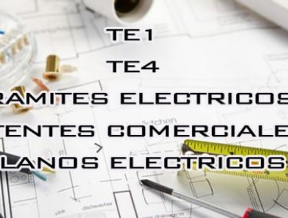 TE1 - TE4 - Instalador Autorizado SEC