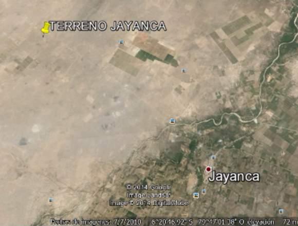 Terreno Agricola Jayanca