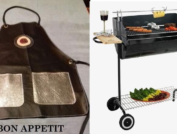 Delantal / Pechera De Cocina