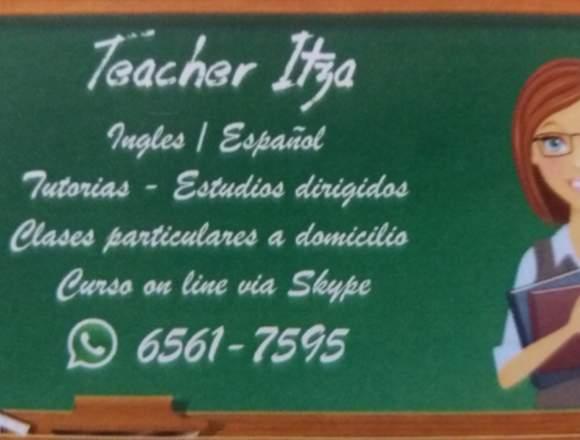 Educación énfasis en lenguaje.