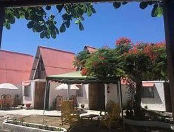 Hostal en venta en Isabela, 20 pax.