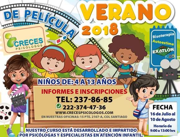 SÚPER CURSO DE VERANO PUEBLA 2018