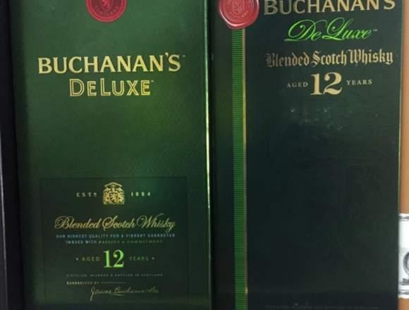 Buchanan's Deluxe 12 años,