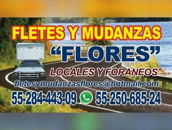 Fletes y Mudanzas Flores