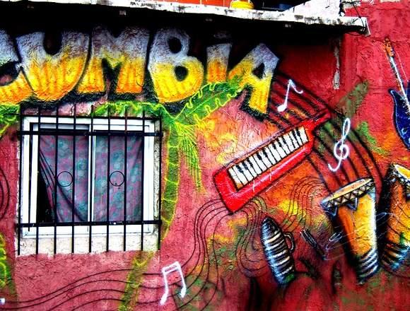 me gusta cantar, busco formar un grupo de cumbia