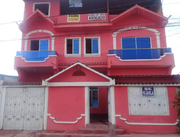 Se vende casa céntrica en El Triunfo - Guayas
