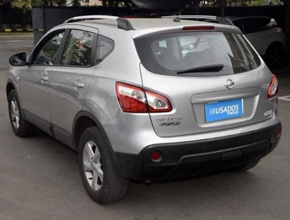 Nissan QASHQAI IMPECABLE 2013