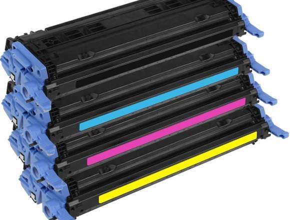 Toner Compatible HP Q6000/Q6003