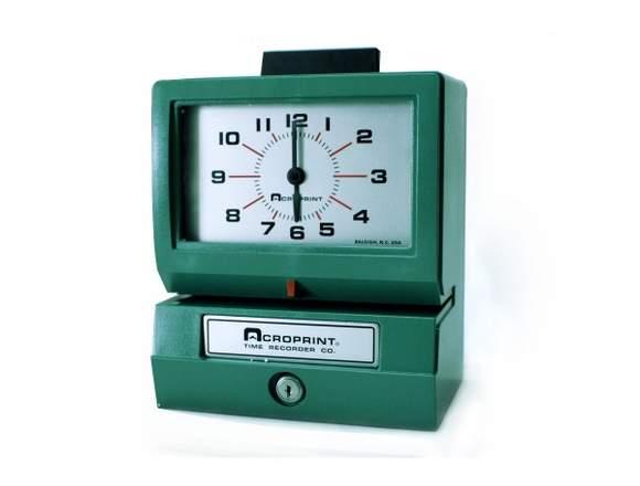 Reparación de relojes checadores CDMX