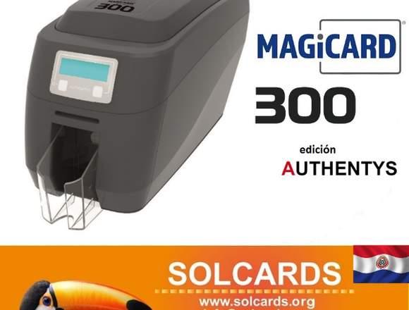 Magicard 300 DUO USB ETH