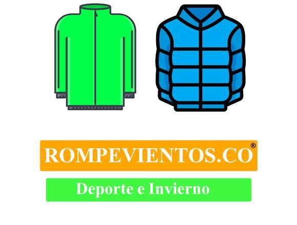 Chaqueta Corta/rompe Vientos Deportiva H - M
