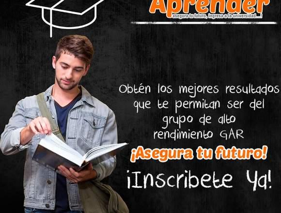 PreUniversitario Aprender - Ser Mejor Bachiller