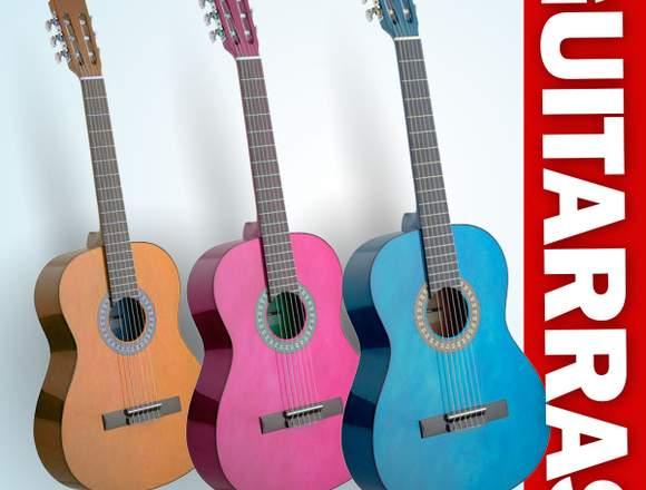 Tacar guitarra. Compre su guitarra hoy...