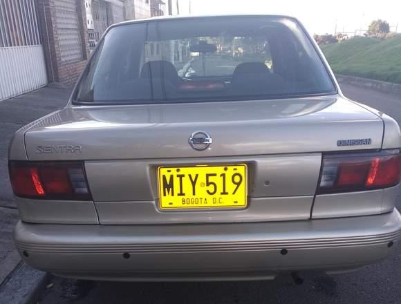 se vende Carro Nissan Sentra B13 Automatico