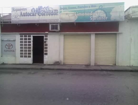 Un local para comercio en el centro de la ciudad