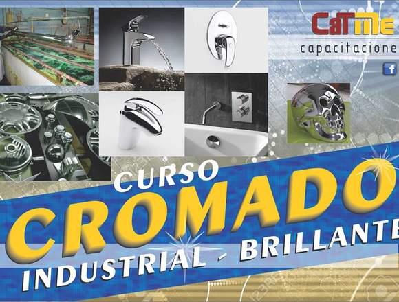 CURSO DE CROMADO INDUSTRIAL