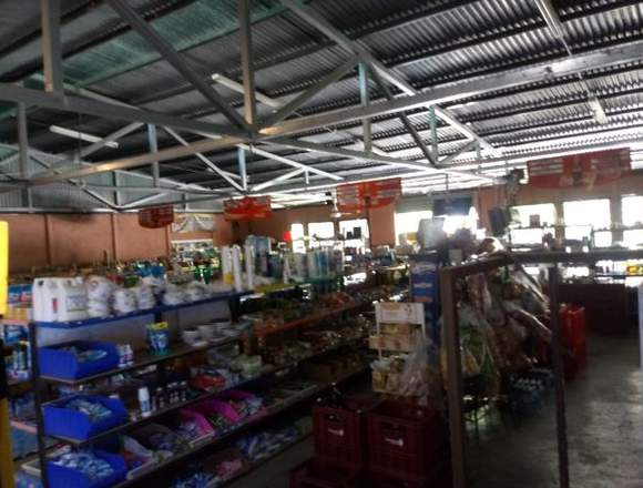 Se vende Supermercado Abangares (negociable)