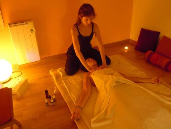 Masajes en la comodidad de tu hogar
