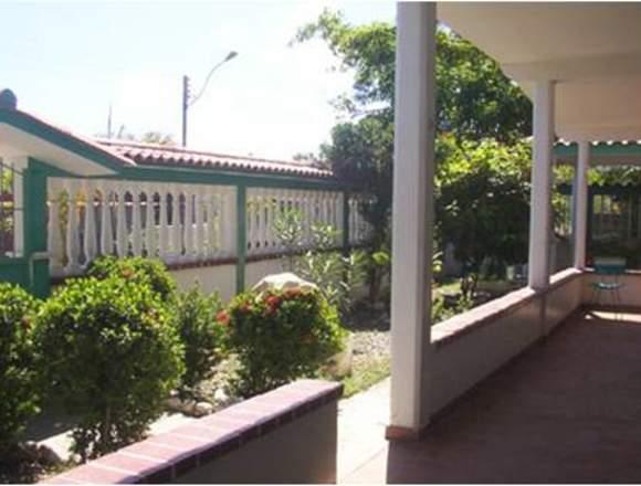 Bella casa de playa en Boca de Uchire