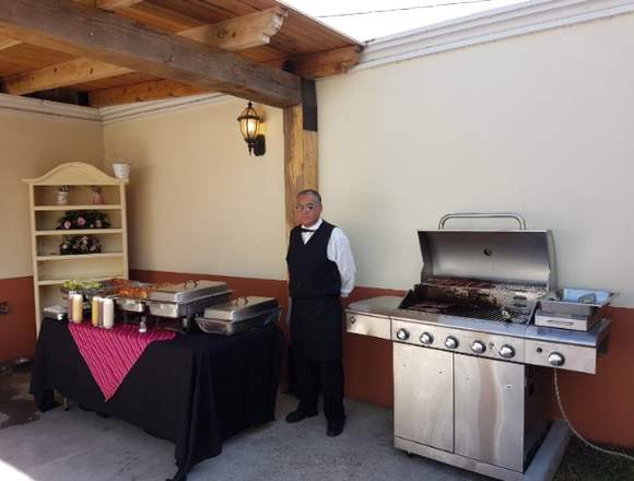 PARRILLADA BUFFET EN TU EVENTO