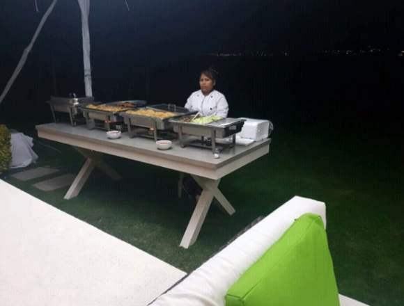 TAQUIZAS GORDITAS BUFFET GUISOS PARA EVENTOS