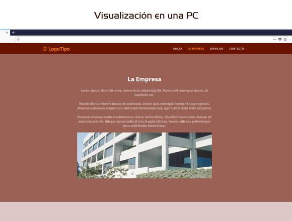 Diseño y Programación de Páginas Web Económicas