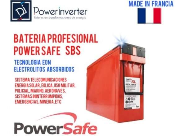 BATERÍAS CICLO PROFUNDO POWERSAFE 12V/170A