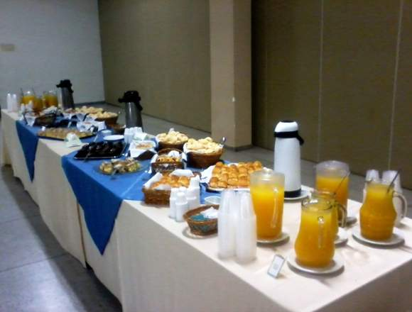 Servicio de coffe break