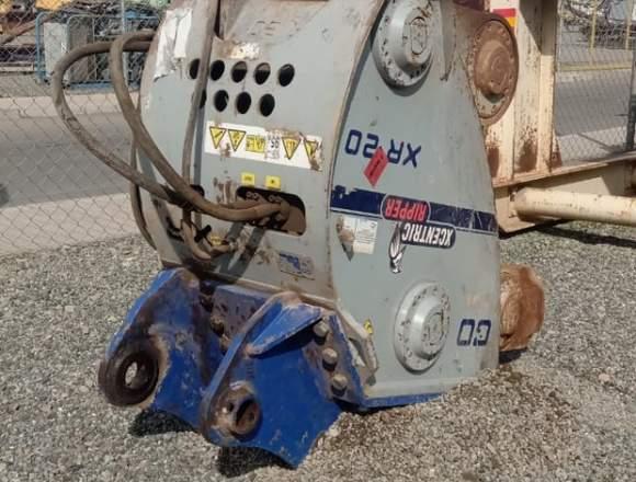 Excentric Ripper, para uso en Mineria o Demolicion
