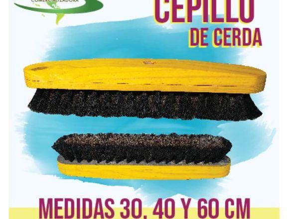 CEPILLOS DE CERDA VARIAS MEDIDAS