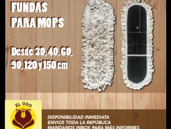 FUNDAS PARA MOPS METALICOS Y DE MADERA