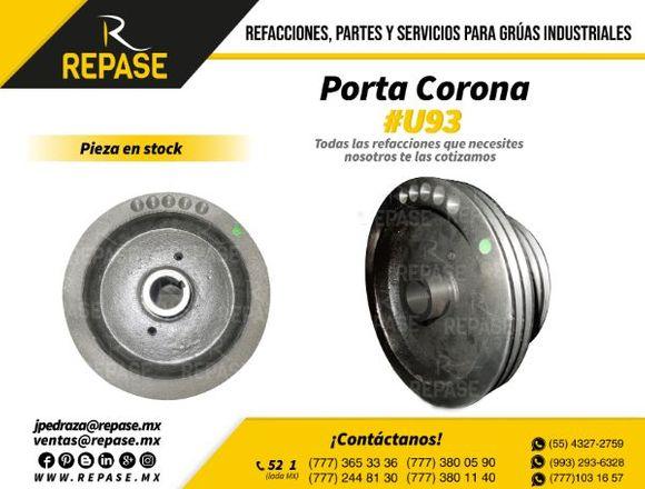 REFACCIONES PORTA CORONA #U93