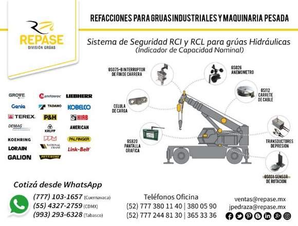SISTEMAS DE SEGURIDAD RCI Y RCL