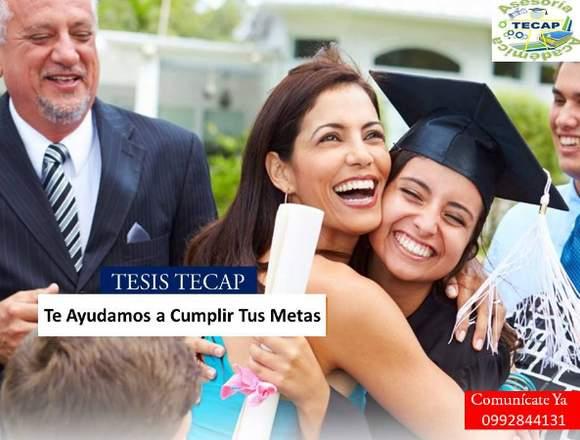 TESIS. 0992844131 DESARROLLO DE TESIS  YA