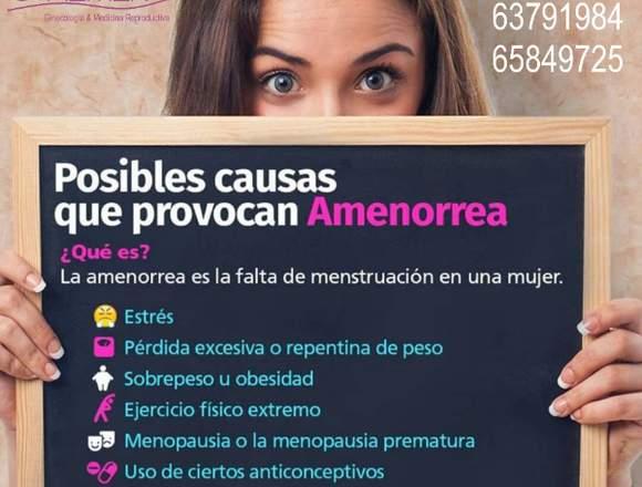 Clínica Gynemer Amenorrea