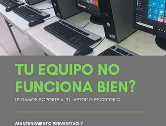 REPARACION DE EQUIPO DE COMPUTO, PC, LAPTOP, MAC