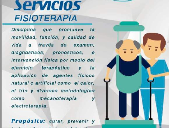 Terapias ocupacionales,fisioterapia,fonoaudiologia